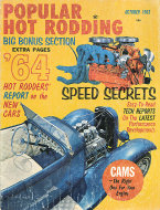 Popular Hot Rodding Vol. 2 No. 10 Magazine