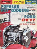 Popular Hot Rodding Vol. 2 No. 3 Magazine