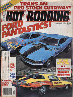 Popular Hot Rodding Vol. 20 No. 12 Magazine