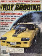 Popular Hot Rodding Vol. 25 No. 6 Magazine