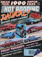 Popular Hot Rodding Vol. 28 No. 10 Magazine