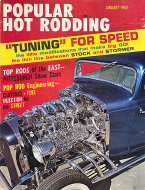 Popular Hot Rodding Vol. 3 No. 1 Magazine
