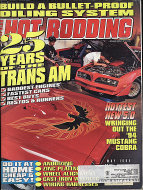 Popular Hot Rodding Vol. 34 No. 5 Magazine