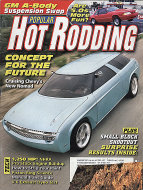 Popular Hot Rodding Vol. 39 No. 8 Magazine