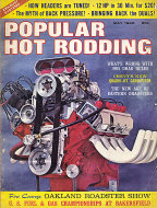 Popular Hot Rodding Vol. 4 No. 5 Magazine
