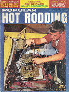 Popular Hot Rodding Vol. 6 No. 1 Magazine