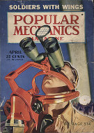 Popular Mechanics Magazine Vol. 75 No. 4 Magazine