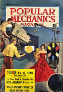 Popular Mechanics Vol. 101 No. 1 Magazine