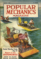 Popular Mechanics Vol. 102 No. 2 Magazine