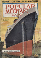 Popular Mechanics Vol. 103 No.4 Magazine
