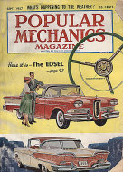 Popular Mechanics Vol. 108 No. 3 Magazine