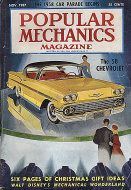 Popular Mechanics Vol. 108 No. 5 Magazine