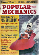Popular Mechanics Vol. 123 No. 3 Magazine