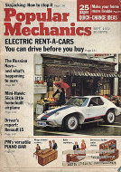 Popular Mechanics Vol. 138 No. 3 Magazine
