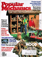 Popular Mechanics Vol. 150 No. 4 Magazine