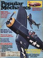 Popular Mechanics Vol. 153 No. 1 Magazine