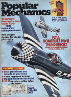 Popular Mechanics Vol. 155 No. 1 Magazine