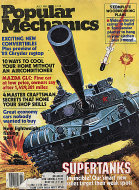 Popular Mechanics Vol. 156 No. 1 Magazine