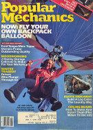 Popular Mechanics Vol. 160 No. 6 Magazine