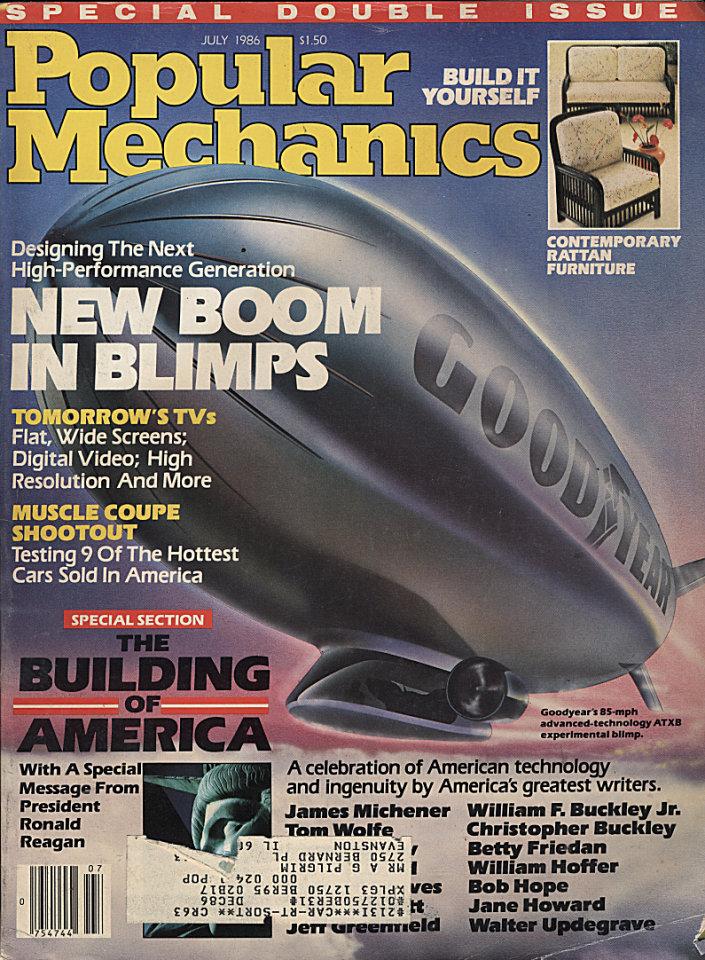 Popular Mechanics Vol. 163 No. 7