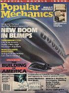 Popular Mechanics Vol. 163 No. 7 Magazine