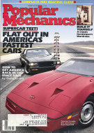 Popular Mechanics Vol. 164 No. 3 Magazine