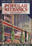 Popular Mechanics Vol. 67 No. 4 Magazine