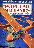 Popular Mechanics Vol. 75 No. 2 Magazine