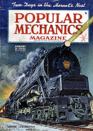 Popular Mechanics Vol. 83 No. 1 Magazine