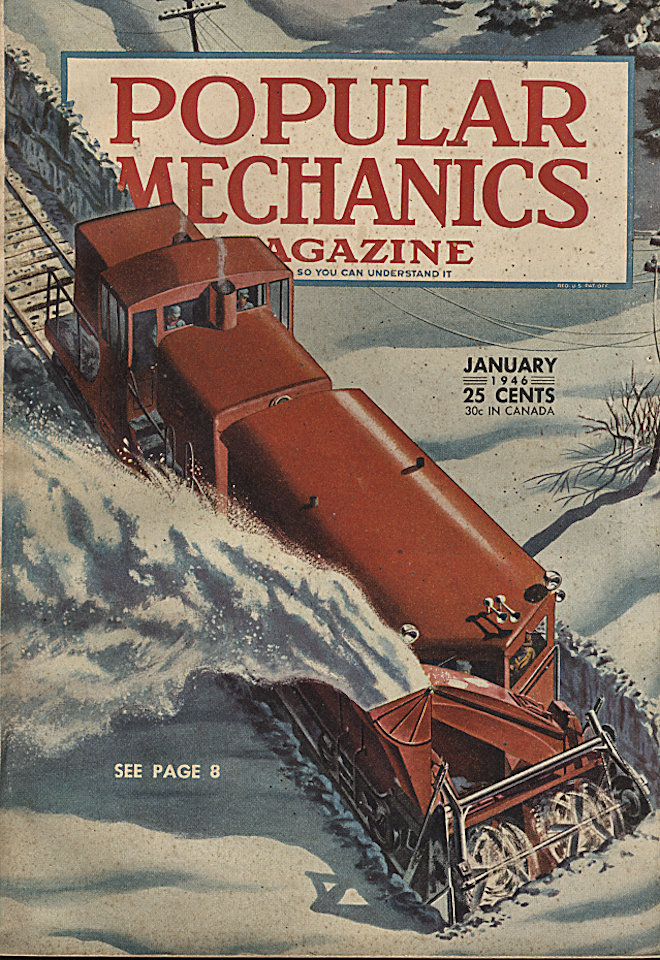 Popular Mechanics Vol. 85 No. 1