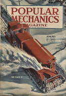 Popular Mechanics Vol. 85 No. 1 Magazine