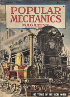 Popular Mechanics Vol. 91 No. 1 Magazine