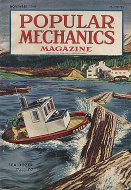 Popular Mechanics Vol. 92 No. 5 Magazine