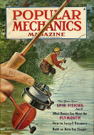 Popular Mechanics Vol. 99 No. 5 Magazine