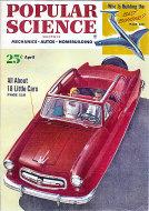 Popular Science Apr 1,1953 Magazine