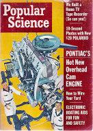 Popular Science Aug 1,1965 Magazine