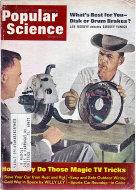 Popular Science Aug 1,1966 Magazine