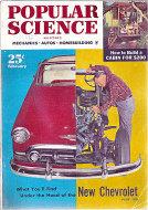 Popular Science Feb 1,1953 Magazine