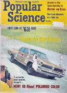 Popular Science Feb 1,1963 Magazine