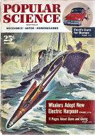 Popular Science Jan 1,1953 Magazine