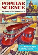 Popular Science Mar 1,1954 Magazine