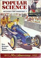Popular Science May 1,1952 Magazine