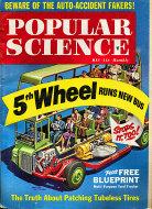 Popular Science May 1,1961 Magazine