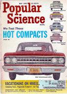 Popular Science May 1,1963 Magazine