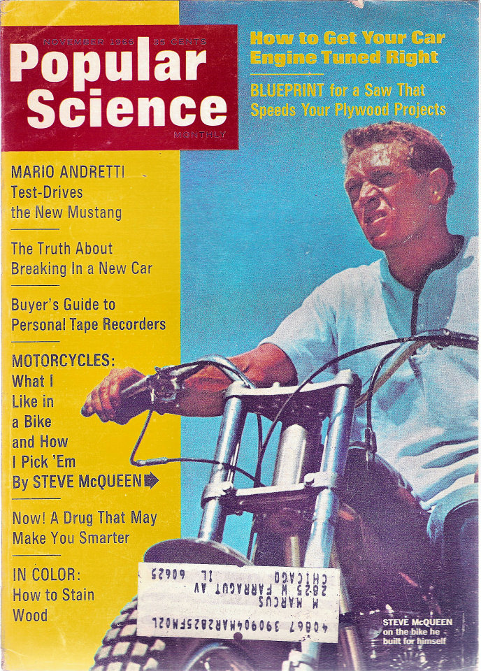 Popular Science Nov 1,1966
