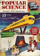 Popular Science Oct 1,1953 Magazine
