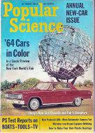 Popular Science Oct 1,1963 Magazine