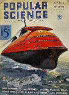 Popular Science Vol. 124 No. 4 Magazine
