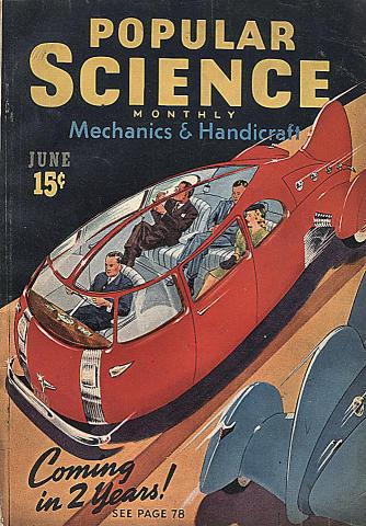 Popular Science Vol. 136 No. 6 Magazine