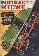 Popular Science Vol. 153 No. 1 Magazine